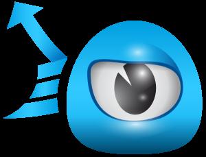 logo alien - My Blue Protect